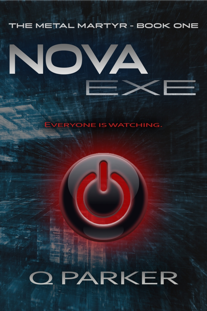 Nova EXE book cover