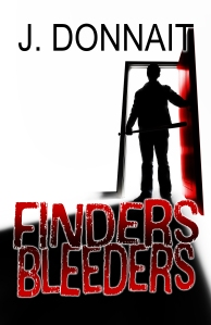 Finders Bleeders book cover